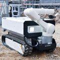Építkezésen nyomtat a robot