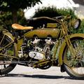 3D nyomtatással születik újjá egy 1919-es Harley Davidson