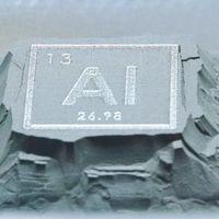 Nyomtathatóvá vált a megmunkálhatatlanul erős alumíniumötvözet
