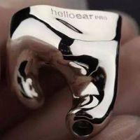 Fém fülhallgató 3D nyomtatással