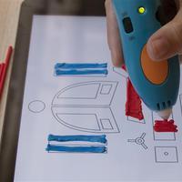 Festővászonná alakítja az okostelefon képernyőjét egy 3Doodler alkalmazás