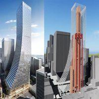 Nyomtatott komponensekből készül Seattle második legnagyobb tornya