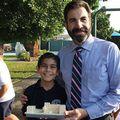 Iskoláját nyomtatta ki egy ötödikes kaliforniai örmény diák