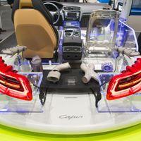A 3D nyomtatás hatása a járműtervezésre