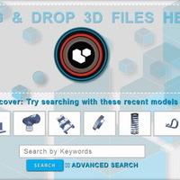 3D kereső