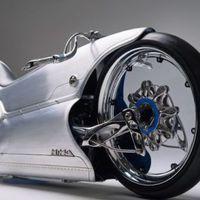 A jövő motorkerékpárja