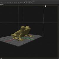 A Photoshop támogatja a közvetlen 3D nyomtatást