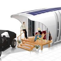 Integrált otthon és jármű 3D nyomtatással