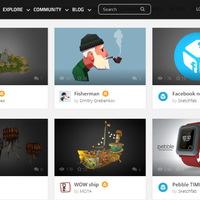 Interaktív 3D fájlok Facebook-bejegyzésekben