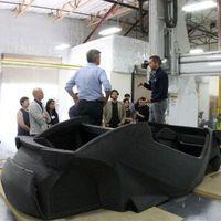 Új üzleti modell gyors gyártáshoz