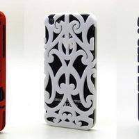 Maori stílusú iPhone-tokok