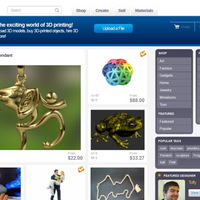 Újabb online 3D printing piactér nyitotta ki kapuit