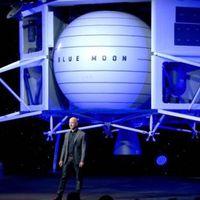 3D nyomtatással készül Jeff Bezos Holdra szálló egységének motorja