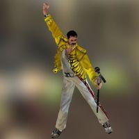 Nyomtassunk Freddie Mercuryt!