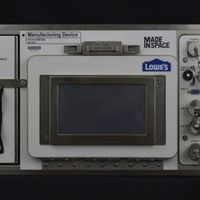 Nemzetközi űrállomás: 3D nyomtatás környezetbarát műanyaggal