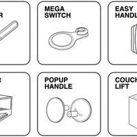 Nyomtatott kiegészítőket kínál bútoraihoz az Ikea