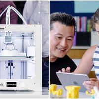Az Ultimaker beszáll a GE 3D nyomtatás oktatási programjába