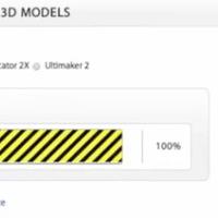 Távellenőrzött 3D nyomtatók
