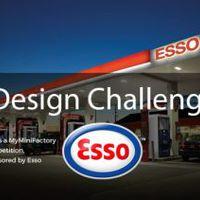 3D tervezőversenyt hirdetett az Esso és a MyMiniFactory
