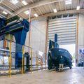 A legek földjén: a világ legnagyobb nyomtatott csónakja és polimer printere