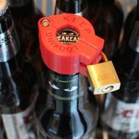 Hogyan zárjuk el szomjas szájaktól kedvenc sörünket?