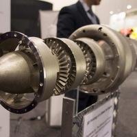 Repülőgép hajtóművet nyomtattak Ausztráliában