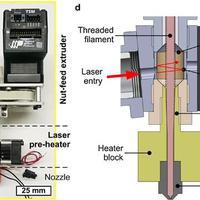 Szélvészgyors 3D nyomtatót fejlesztettek az MIT-n