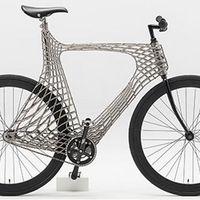 Biciklit nyomtattak Hollandiában