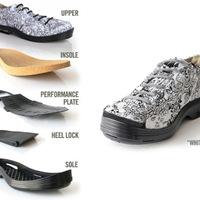Környezetbarát cipők 3D nyomtatással