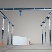 Szaúd-Arábiában fog dolgozni a világ legnagyobb 3D épületnyomtatója