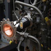 Több fémből nyomtatott égésteret rakétamotorhoz a NASA