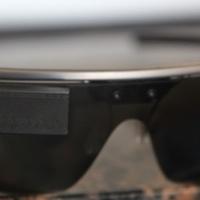 Napellenző a Google szemüveghez
