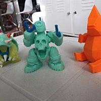 Márciustól 200 nyomtatott játékfigurát keresnek San Franciscóban
