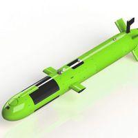 Tengeralattjáró részek 3D nyomtatással