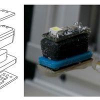 Intelligens robotokat nyomtatnak a Delfti Műszaki Egyetemen