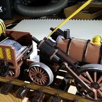3D nyomtatás és vasútmodellezés találkozása