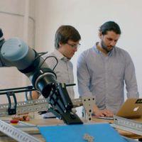 Robotok a nyomtatófarmon