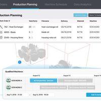 Gyártástervező rendszer 3D nyomtatáshoz
