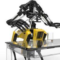 Nyomtatott bionikus kart kapott a Boston Dynamics robotkutyája