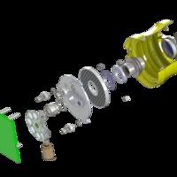Űrteleszkóp nyomtatott részekből