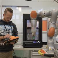Legendás európai robotgyártónak segít be a MakerBot
