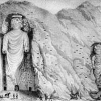 Felrobbantott Buddha-szobrok rekonstruálása Afganisztánban
