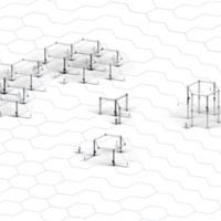 Moduláris 3D nyomtató építkezésekhez