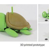 Új 3D nyomtatószoftver mechanikus tárgyakhoz