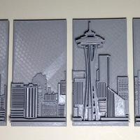 3D Seattle