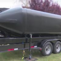 Tengeralattjárót nyomtatott az amerikai haditengerészet
