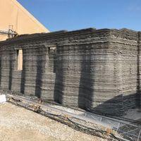 Kaliforniában betonhidat nyomtattak