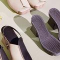 Cipőtalpak újrahasznosított anyagokból