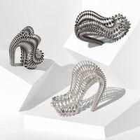 Fém- és műanyagcipők generatív tervezéssel