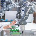 Kétkarú robot 3D nyomtatással